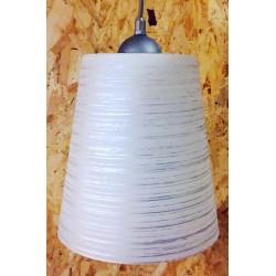 Svítidlo 4719 stříbrná spirála