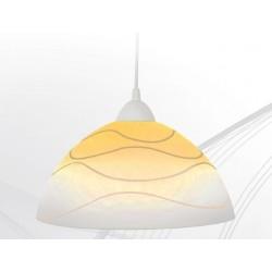 Svítidlo D1 žluto-bílé