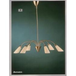 Závěsný lustr Antares