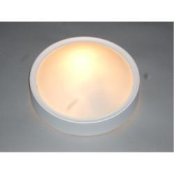 Svítidlo koupelnové žluté podsvícení